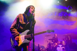 The Cribs, Cardiff University, Swn Festival